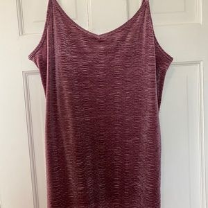 Maurices 24/7 tank top
